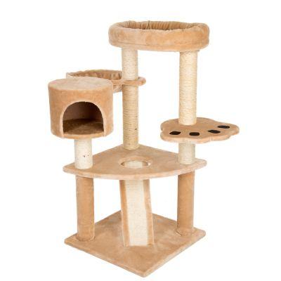 Średniej wysokości drapak dla kota